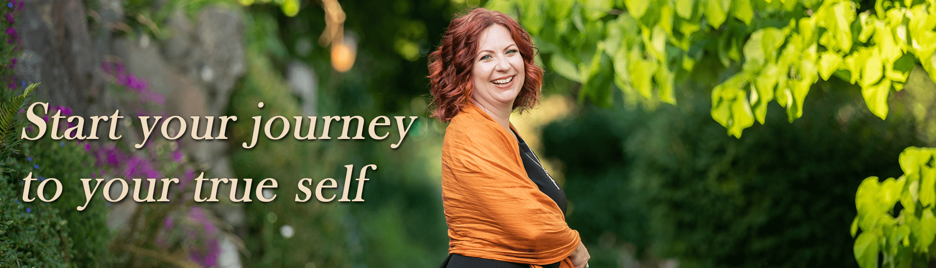 Start your journey to your true self